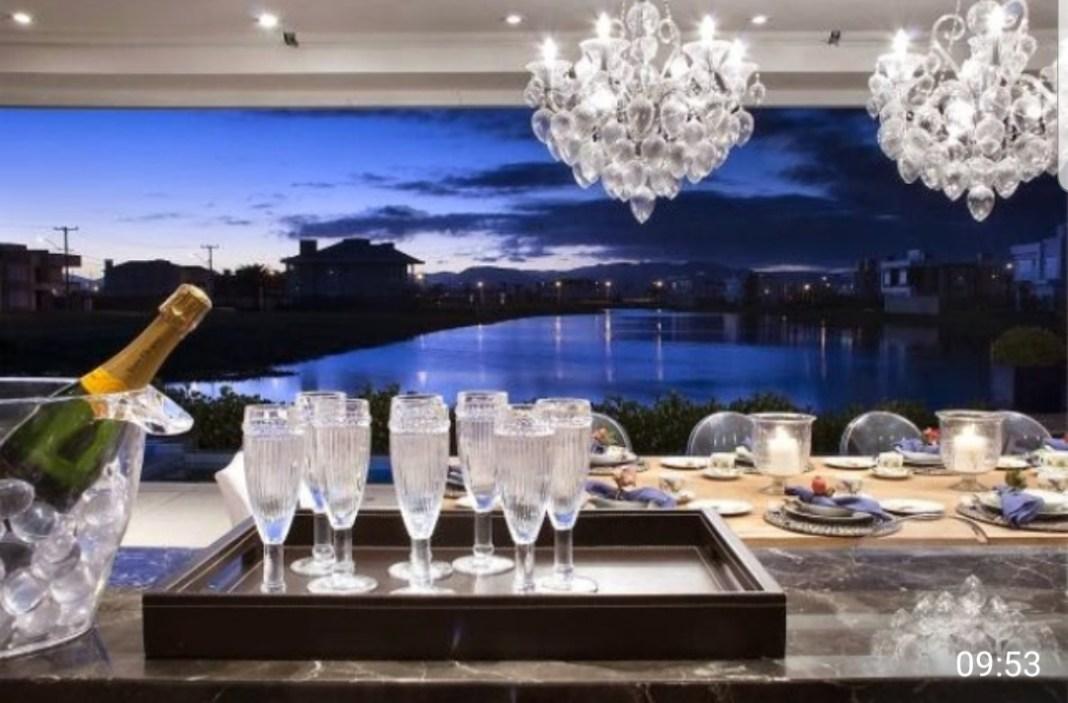 Exclusivo: Beltrame, obras de arte e mansão de 4,8 milhões