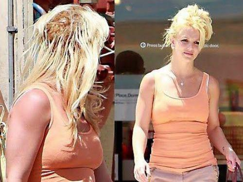 Top 15 Celebrity Bad Hair Days Aka What Happens When Celeb