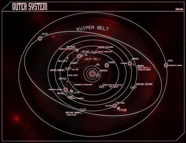 Eclipse Phase: Titan | Obsidian Portal