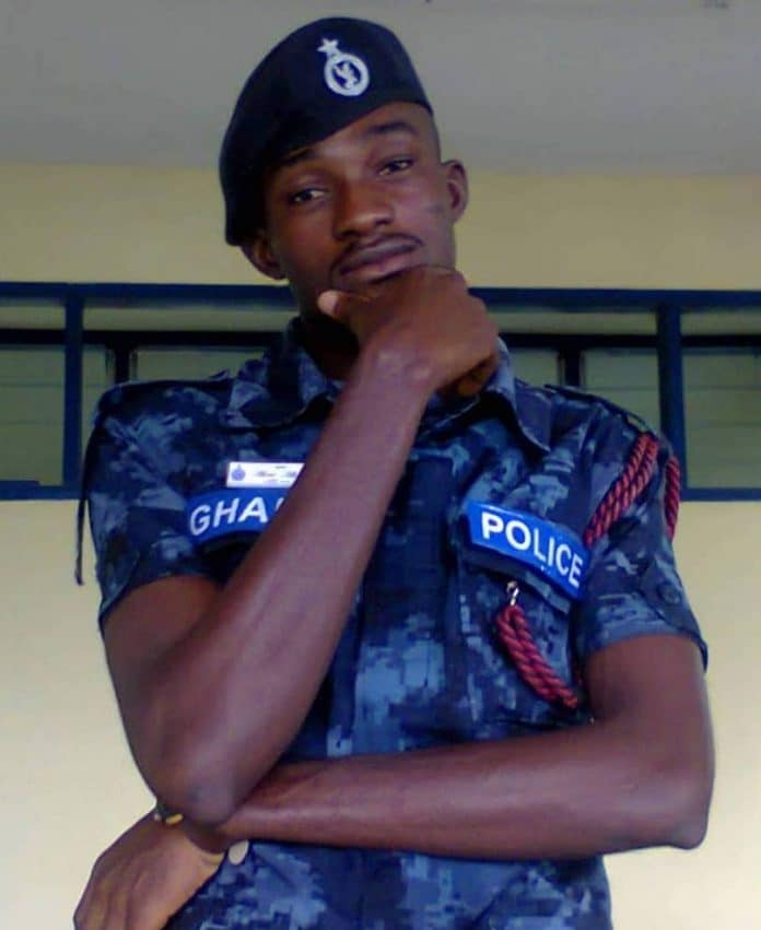 Police Officer Found Dead At Duty Post