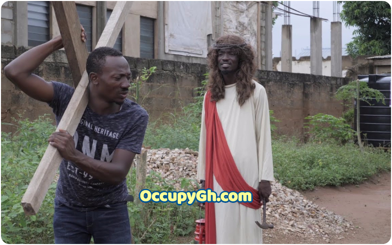 Comedy Video: Mmebusem Jesus Communicates With Animals, Calls Them By Their Stage Names; Kuami Eugene, King Promise, Mr Eazi, Kwesi Arthur