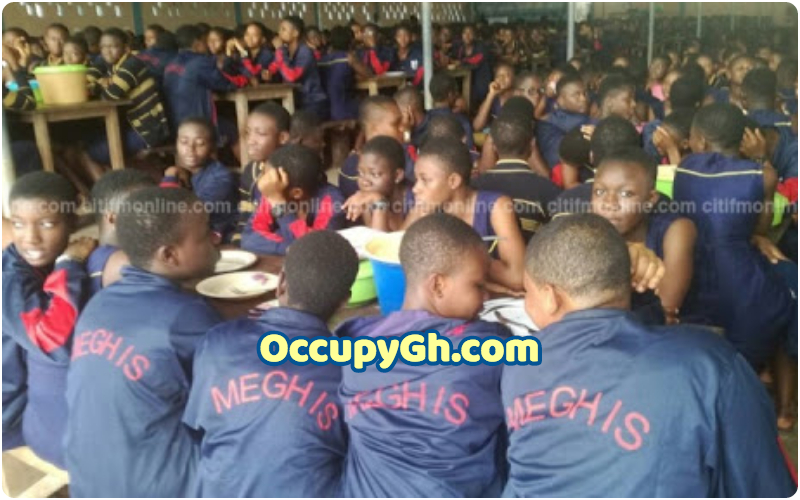 Reopening of schools in Ghana