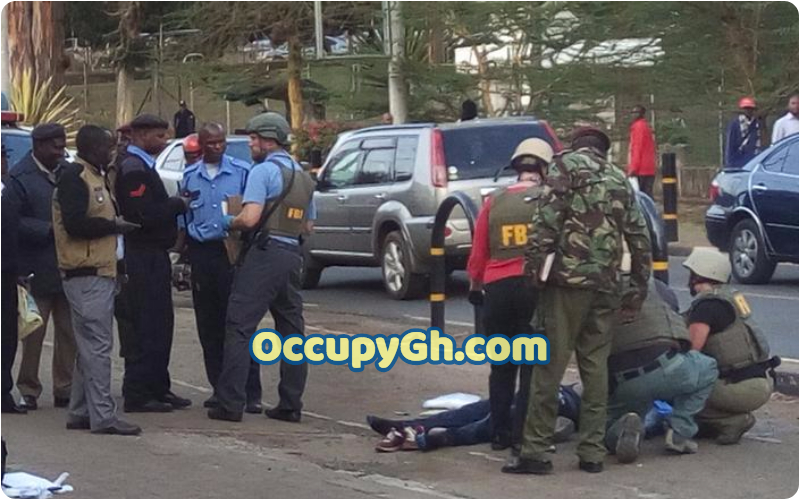 Former Police Officer Shot Dead Stealing Scrap Metal
