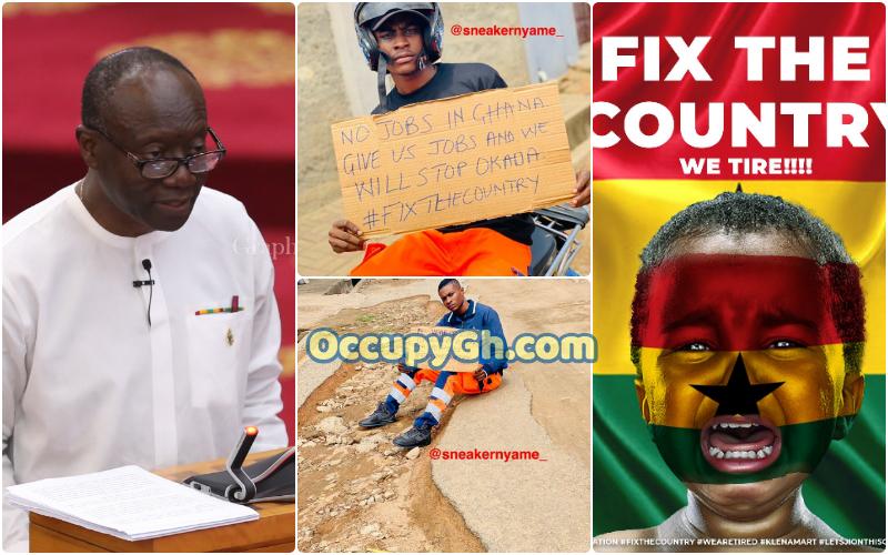 Ken Ofori-Atta #fixthecountry