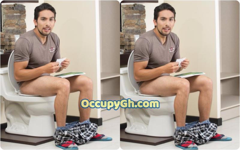Men Ejaculate When They Poop 2
