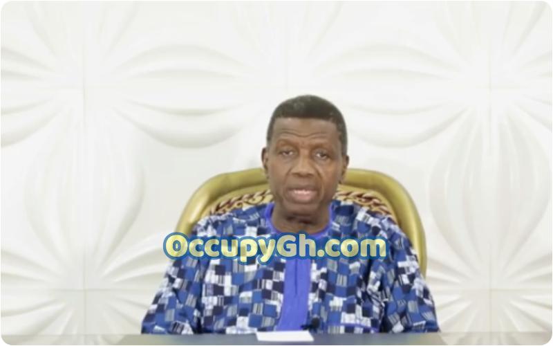 Pastor Adeboye Speaks About Son Death