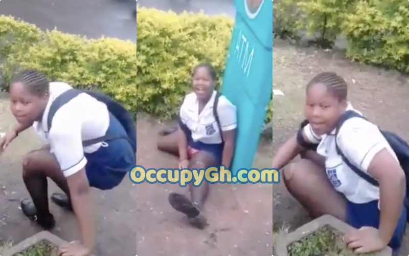 SHS Girl Exposes Drunk Alcohol