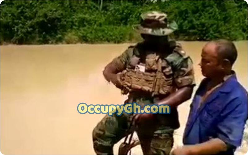 Soldier Calls On Nana Addo Increase 100-Metres Rule