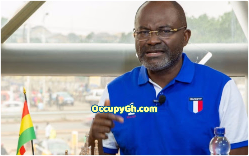 FixTheCountry campaigners are NDC sympathizers