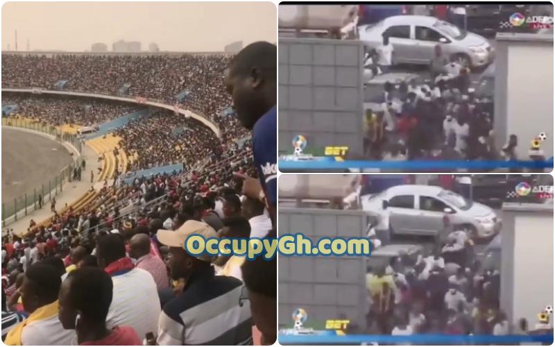 Accra Great Olympics vs Accra Hearts Of Oak