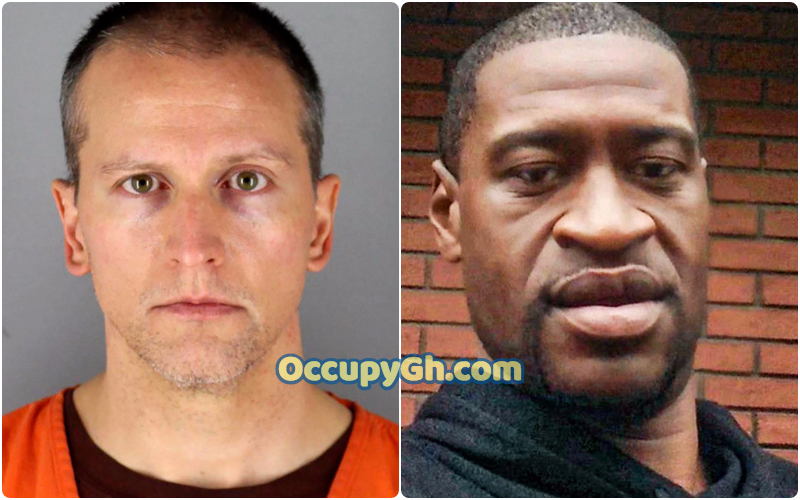 Derek Chauvin sentenced 22.5 year prison killing George Floyd
