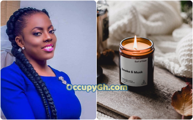 Nana Aba Anamoah Exposes Slay Queens Stole Scented Candles Birthday