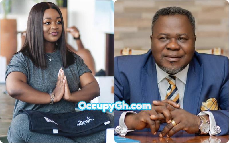Dr Kwaku Oteng & Jackie Appiah in relationship