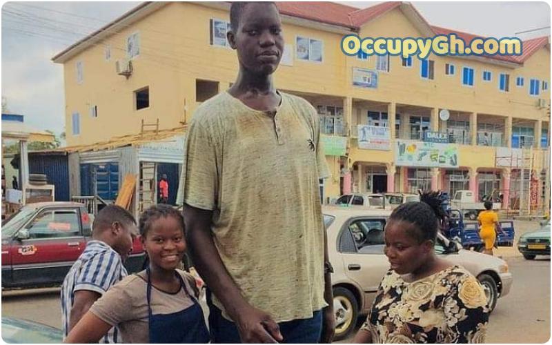 Tallest Man Ghana