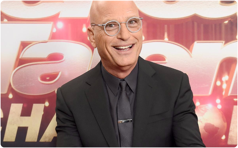 Howie Mandel cause of collapse