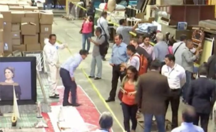 Aseguran bodega con bienes de Javier Duarte en Córdoba