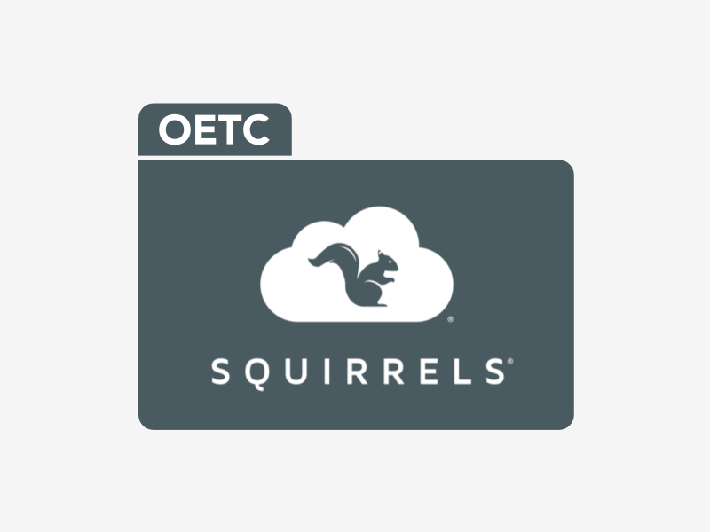 Squirrels education technology contract now available through OETC