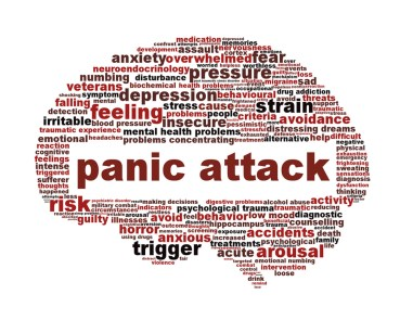Image result for panic attack
