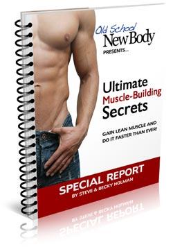 Ultimate Muscle-Building Secrets