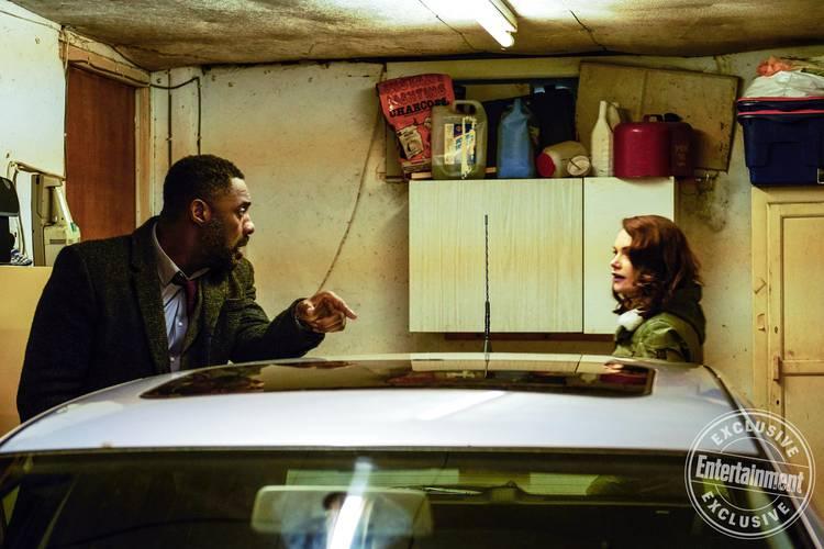 Idris Elba na 5ª temporada de Luther