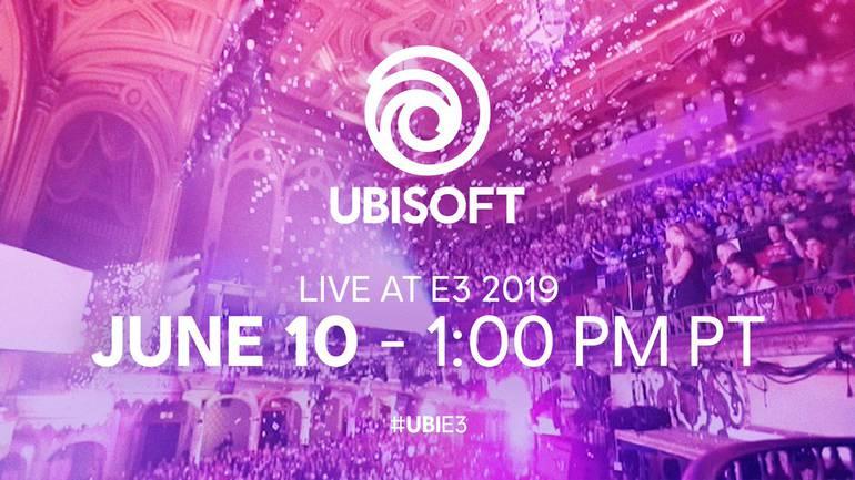 Conferência Ubisoft