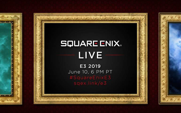 Conferência Square Enix