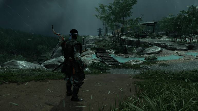 Protagonist of Ghost of Tsushima.