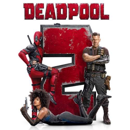 Cartaz de Deadpool 2