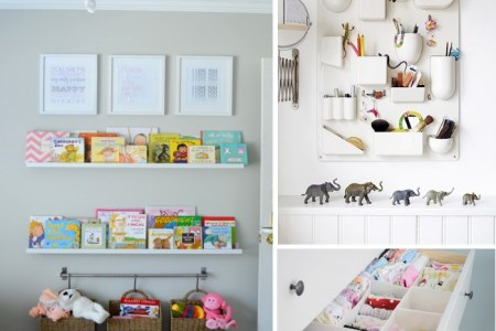 How to organize a baby room decorate a nursery with storage