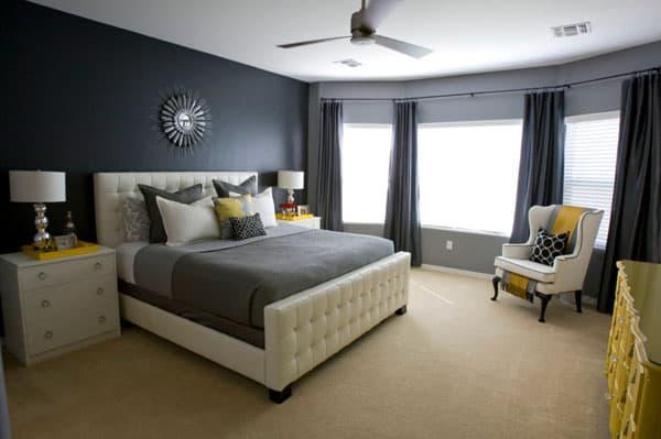 51 Modern And Fresh Interiors Showcasing Gray Paint
