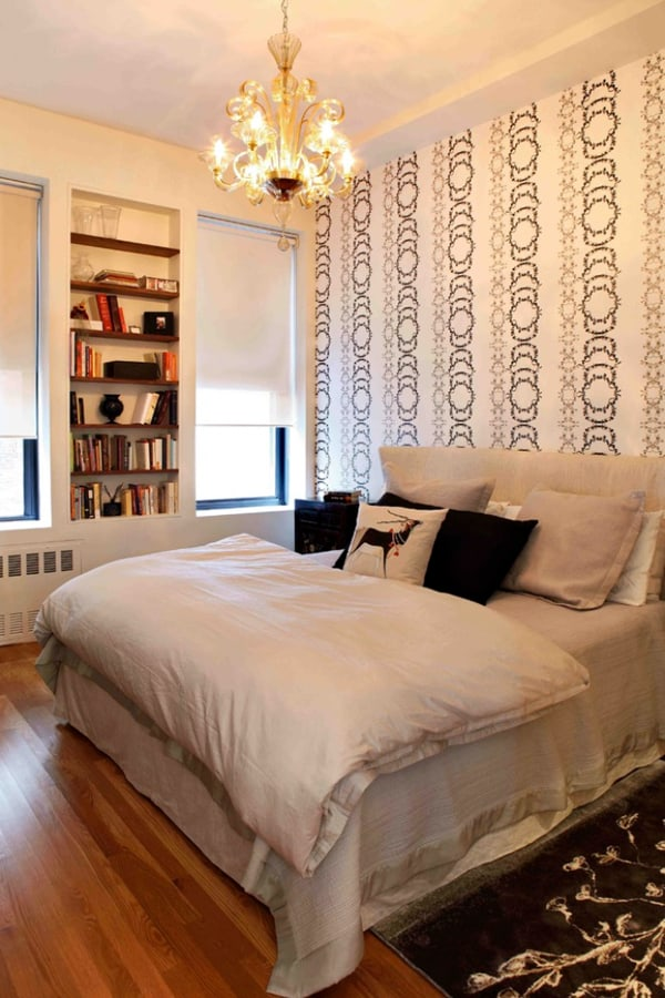60 Unbelievably inspiring small bedroom design ideas on Ideas For Small Rooms  id=74272