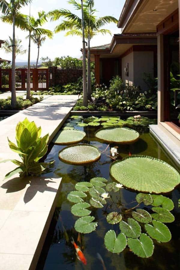 55 Visually striking pond design ideas for your backyard on Pond Ideas Backyard id=71770