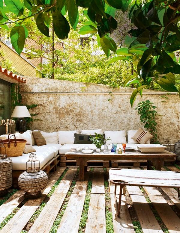 58 Most sensational interior courtyard garden ideas on Courtyard Patio Ideas id=52678