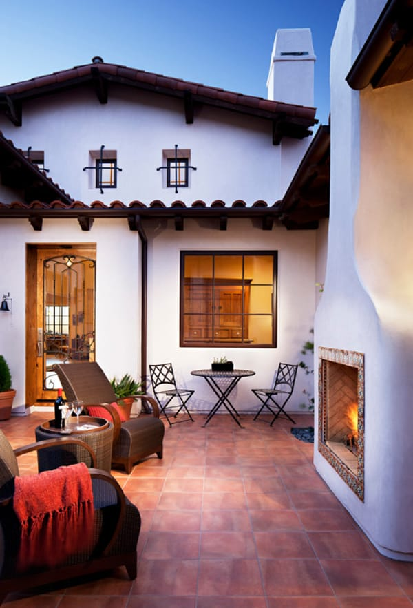 58 Most sensational interior courtyard garden ideas on Courtyard Patio Ideas id=88013