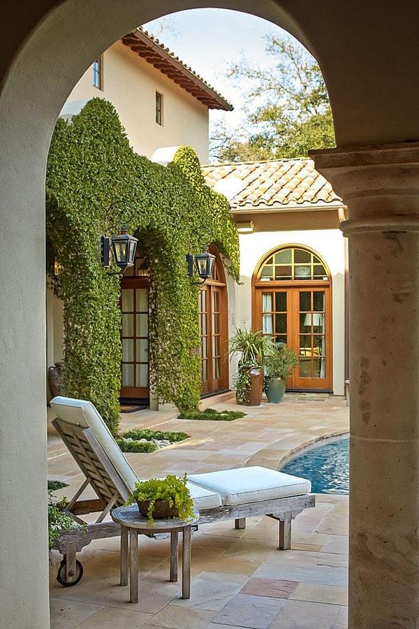 58 Most sensational interior courtyard garden ideas on Courtyard Patio Ideas id=89517