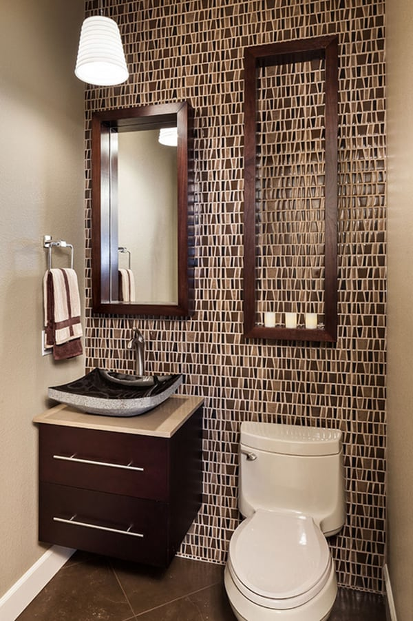 40 Stylish and functional small bathroom design ideas on Bathroom Ideas Small  id=90622