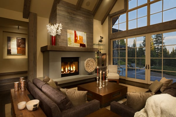Delightful 43 Cozy And Warm Color Schemes For Your Living Room