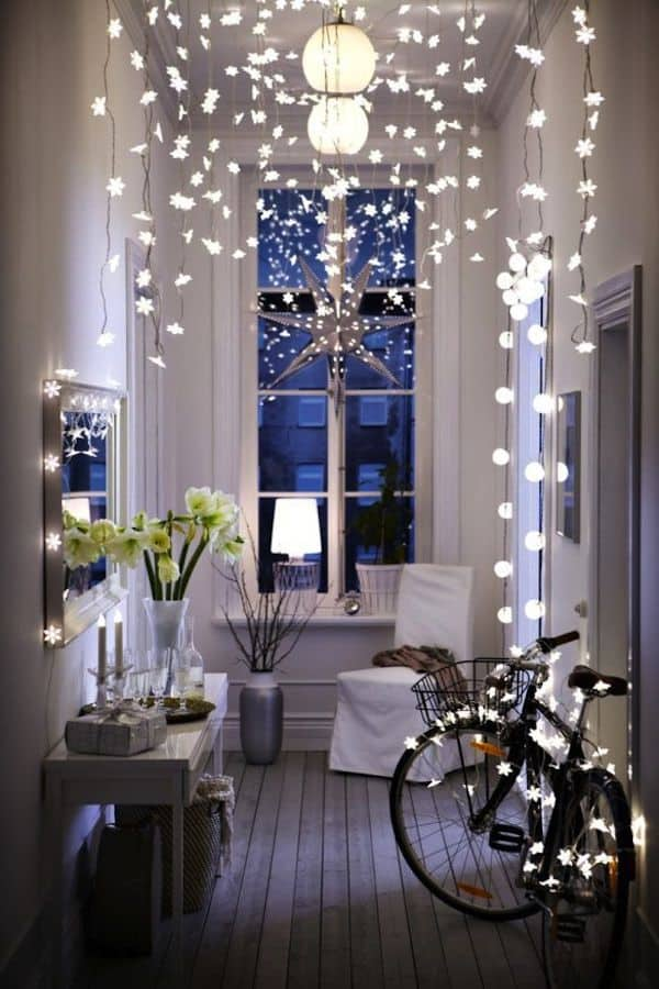 40 Fascinating Christmas Decorating Ideas For Small Es