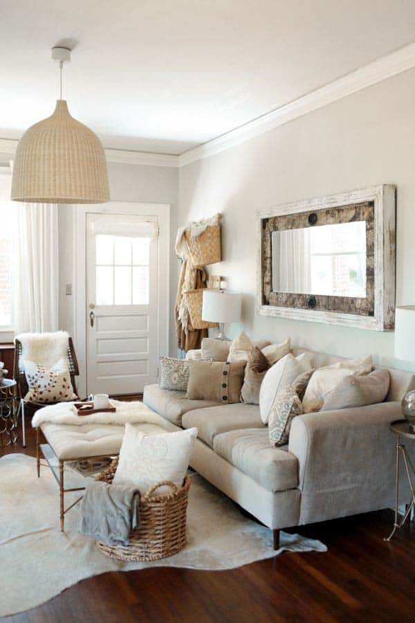 neutral living room | Conceptstructuresllc.com