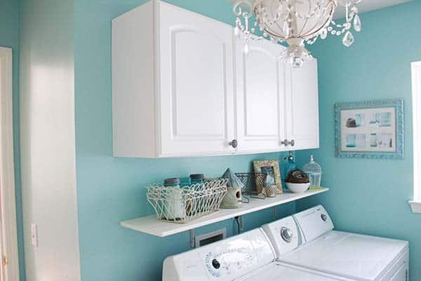 Small Laundry Room Design Ideas-49-1 Kindesign