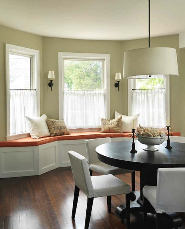52 Incredibly fabulous breakfast nook design ideas on Nook's Cranny Design Ideas  id=79832