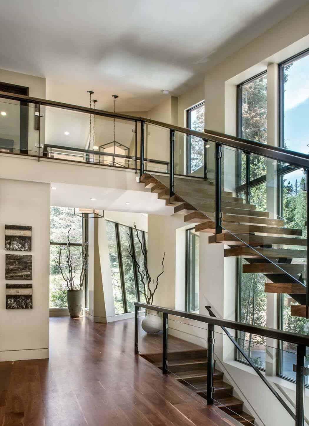 Spectacular modern mountain home in Park City, Utah on Interior Modern House  id=70042