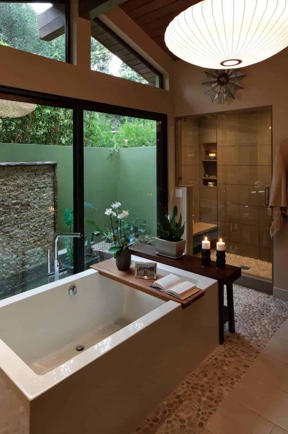 37 Amazing mid-century modern bathrooms to soak your senses on Restroom Ideas  id=48889