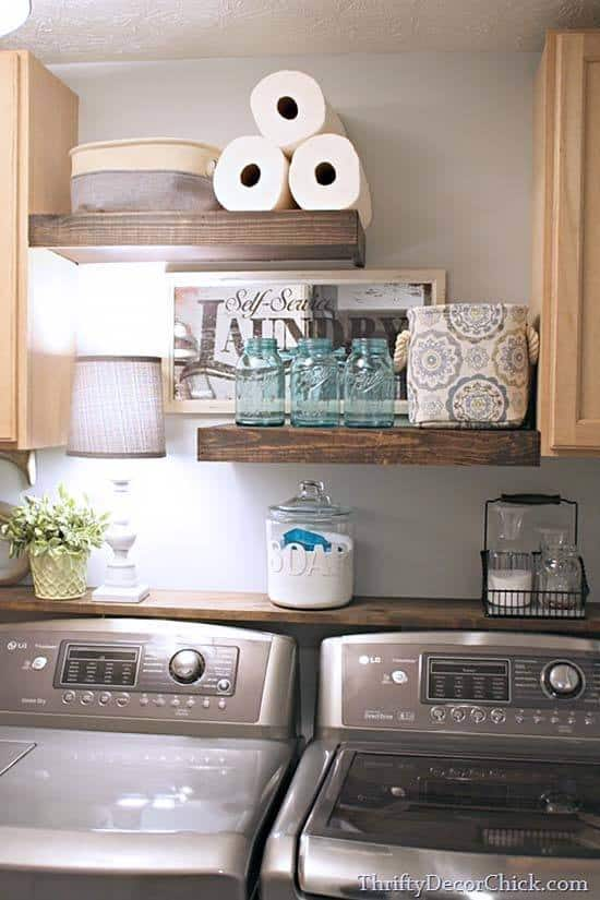 Organization Laundry Room Small Diy
