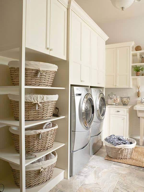37 Amazingly clever ways to organize your laundry room on Laundry Room Organization Ideas  id=37351