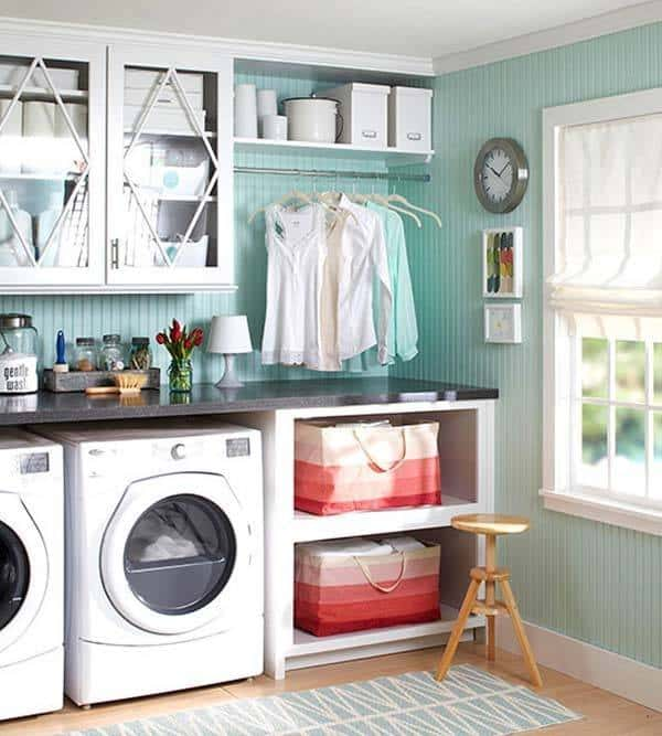 37 Amazingly clever ways to organize your laundry room on Laundry Room Organization Ideas  id=98781