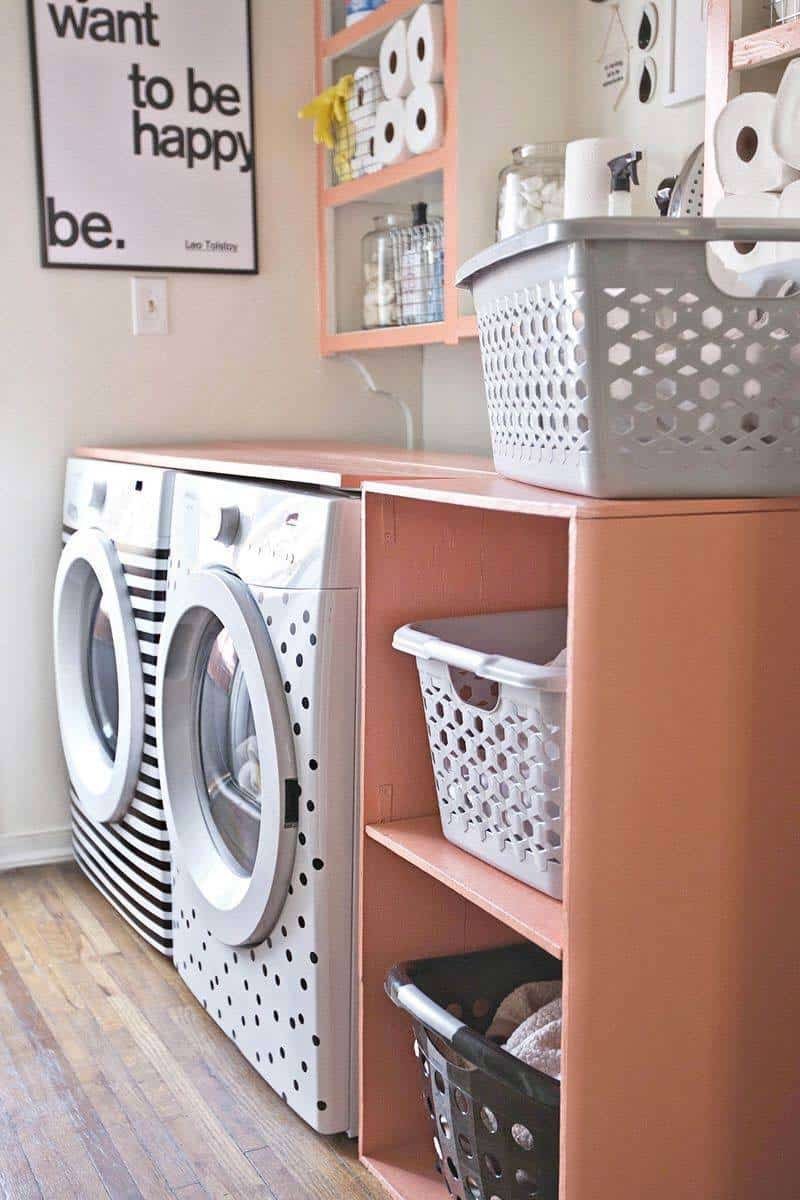 37 Amazingly clever ways to organize your laundry room on Laundry Room Organization Ideas  id=36005