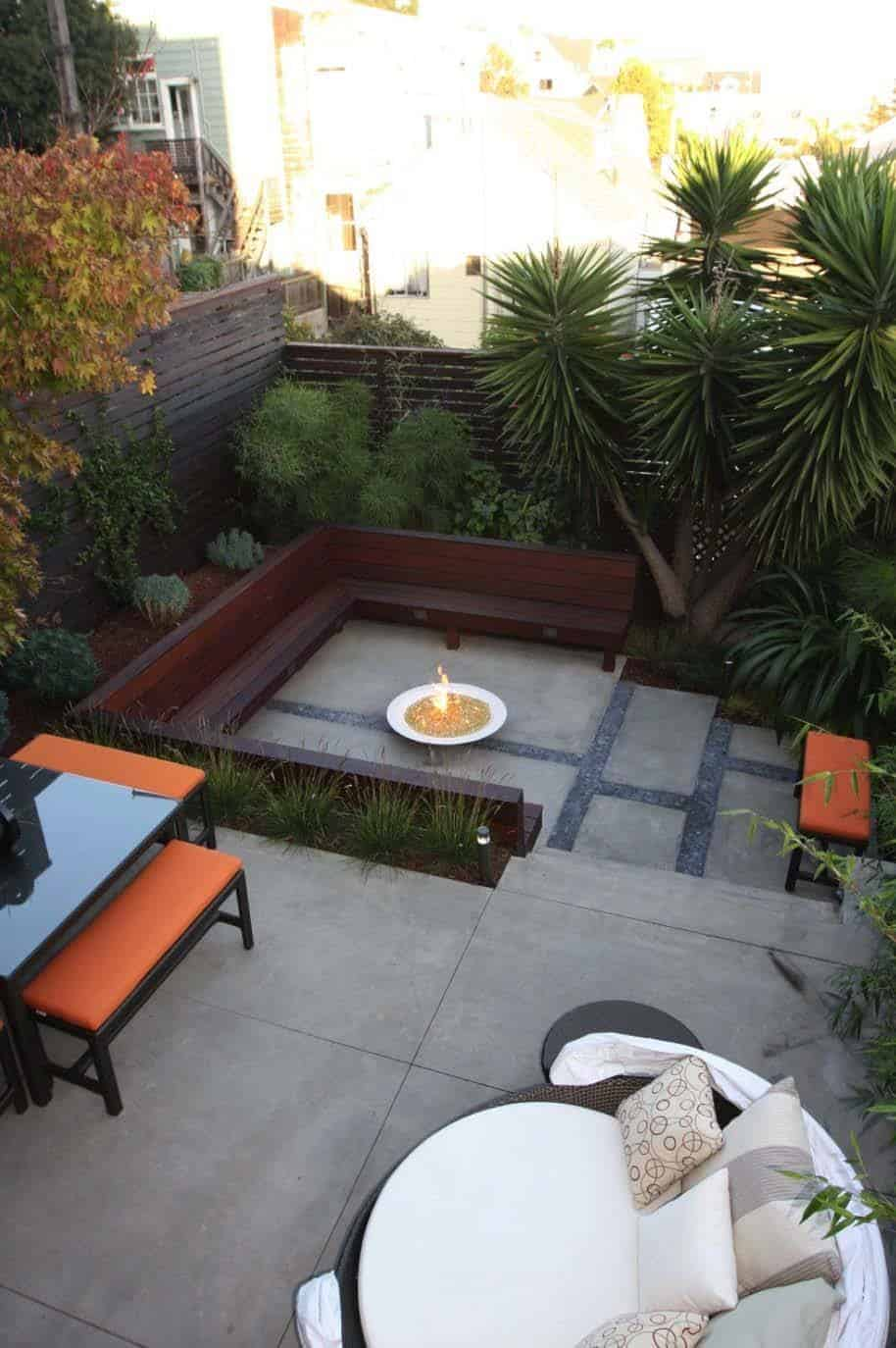 35 Modern outdoor patio designs that will blow your mind on Modern Backyard Patio Ideas  id=52760