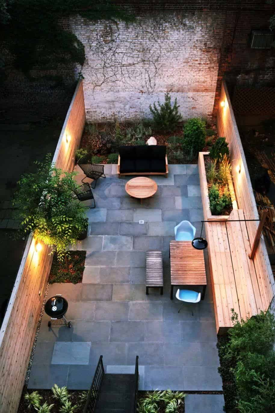35 Modern outdoor patio designs that will blow your mind on Modern Backyard Patio Ideas  id=69636