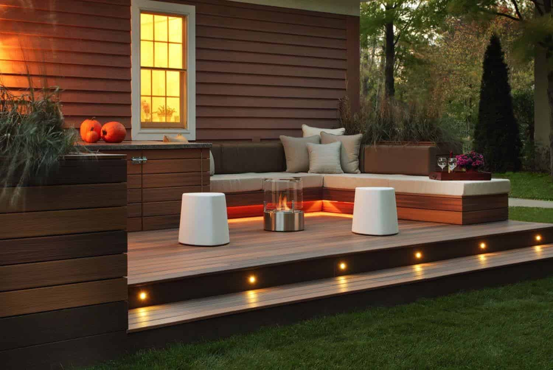 35 Modern outdoor patio designs that will blow your mind on Modern Garden Patio Ideas id=41360